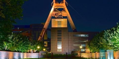 Complejo industrial de la mina de carbón de Zollverein