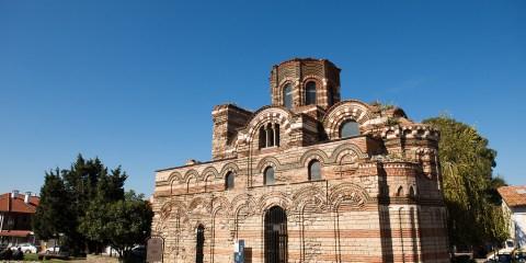 Antigua ciudad de Nessebar