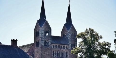 Westwerk carolingio y civitas de Corvey