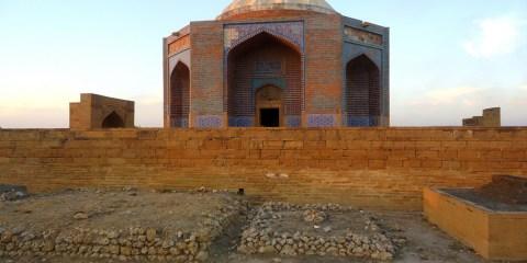 Monumentos históricos de Makli, Thatta