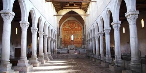 Zona arqueológica y basílica patriarcal de Aquilea