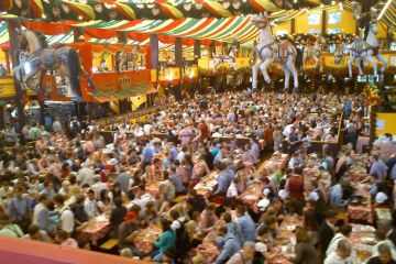 Carpas Oktoberfest
