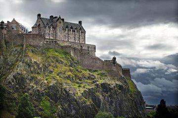 Castillo Edimburgo Escocia