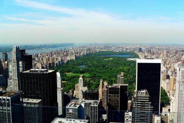 Central Park Nueva York USA