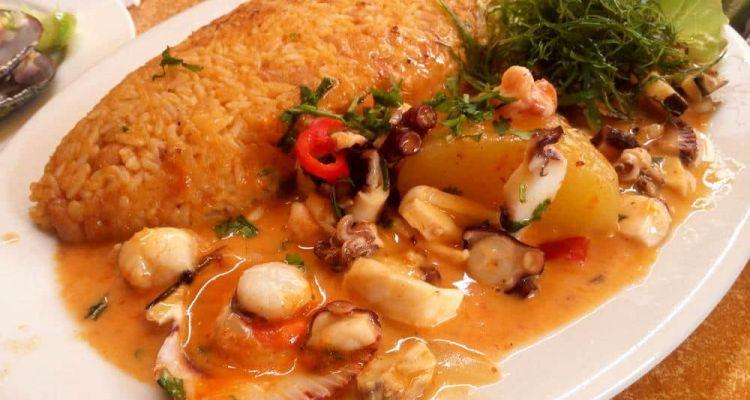 Tacu Tacu Gastronomia Peru
