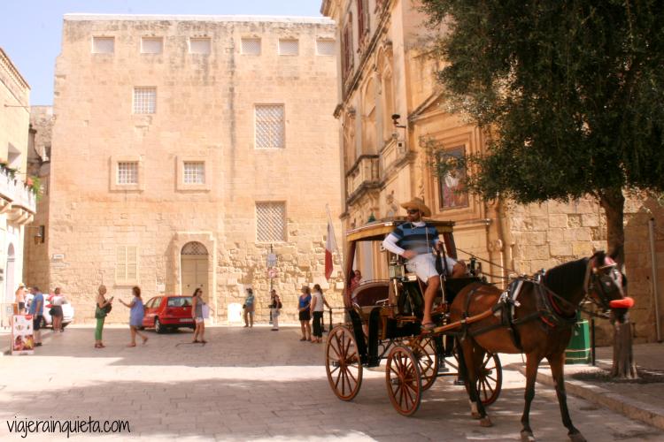 Entrada Mdina Malta
