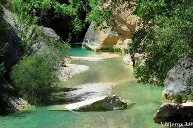 Cañón del río Vero por Viajeros 3.0