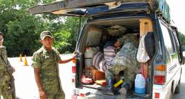 284- Security on the Road: Wild encounters with the Police and the Army