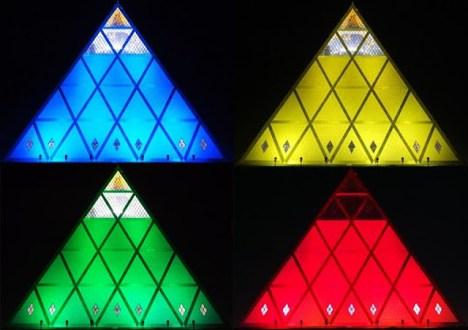 Astana - La Pirámide de la Paz