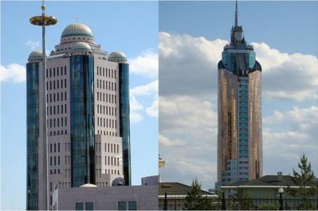 Astana - KazMunayGas