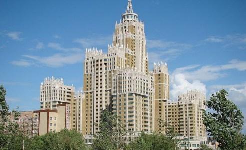 Astana - El Triunfo de Astana