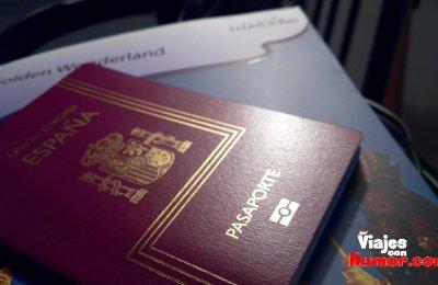 visado españa para viajar a tailandia