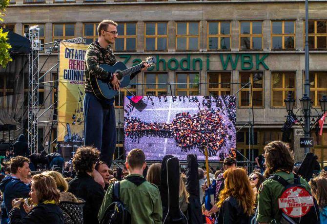 guitarras festival wroclaw