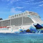 Guy Harvey y el Norwegian Escape