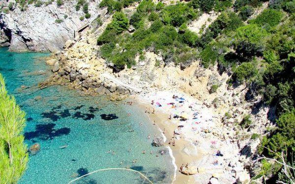 Visita las 10 playas más bonitas de la Toscana