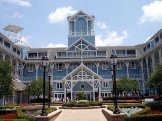 Hotel Disney's Beach Club Resort