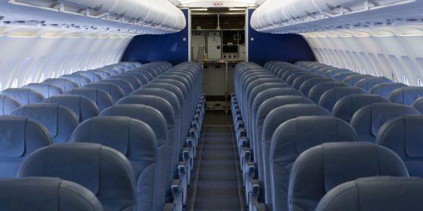 Qué asiento es más seguro dentro de un avión