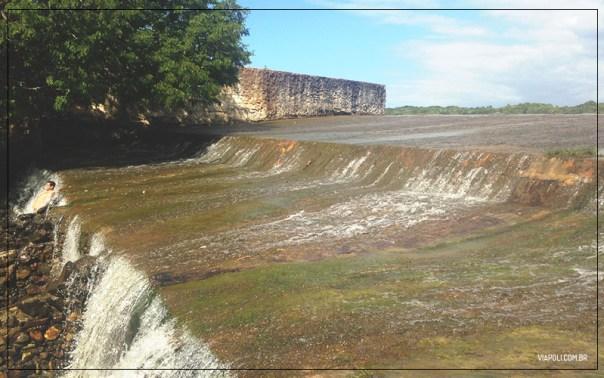 Cachoeira em Lagoinha