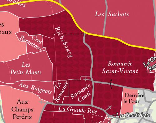 La Romanée - Richebourg - Gros Parantoux @ClimaVinea