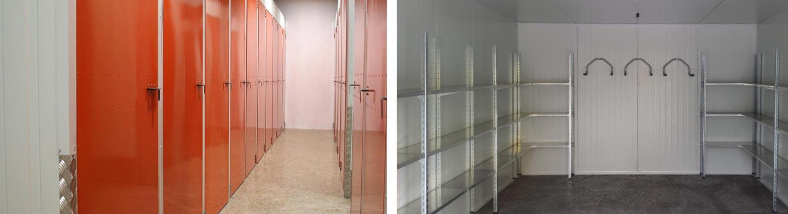 Instalación de trasteros y garajes prefabricados