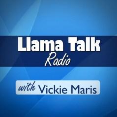 Podcast cover art for Llama Talk Radio