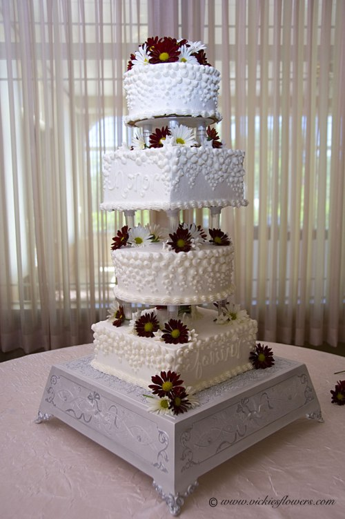 Medium Of Wedding Cake Toppers