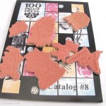 Toolbox Tuesday: Art Stamps from 100 Proof Press