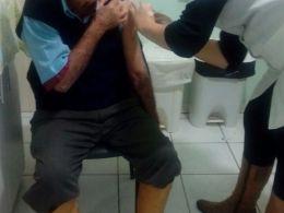 Vacinação contra a gripe já imunizou mais de mil pessoas em Victor Graeff
