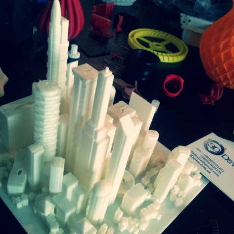 3D макет внешний вид