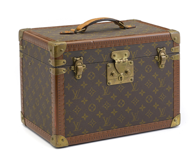 Louis Vuitton Vintage Train Case