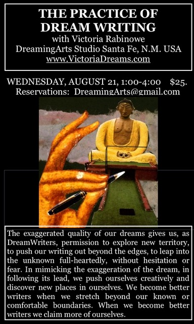 5DREAMWRITING AUGUST 2019