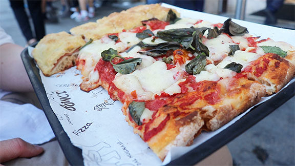 Six of the best spots in Rome for pizza, pasta and gelato