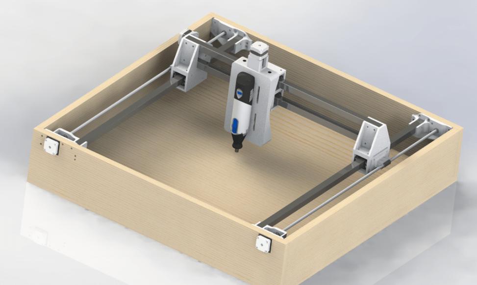 CAD Model.