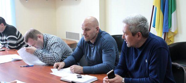 Засідання регламентної комісії Броварської міської ради
