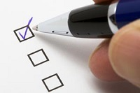 check out inspections checklist