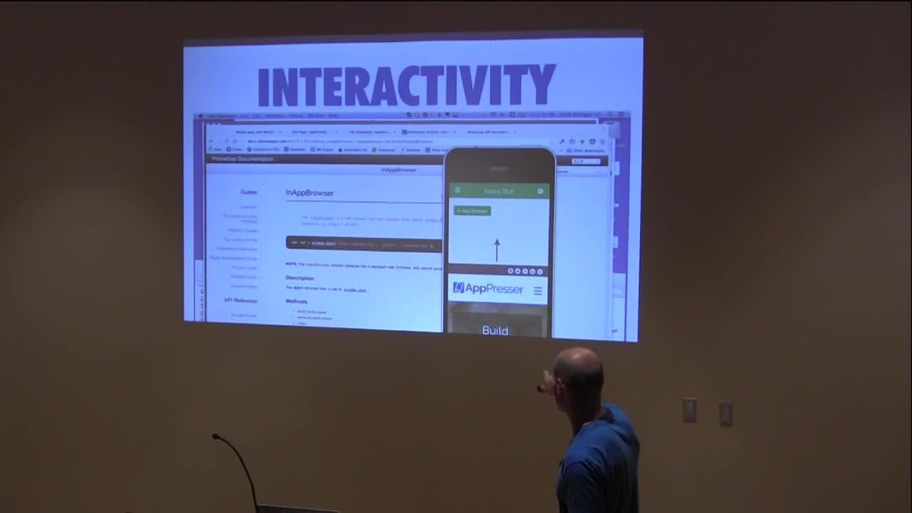 Scott Bolinger: Creating Mobile Apps WordPress: Tips, Tricks And More!
