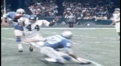 Chuck Foreman's Rookie Impact (1)