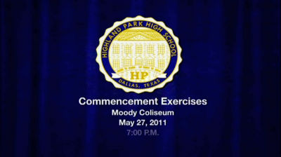 HPHS 2011 Commencement (Condensed)