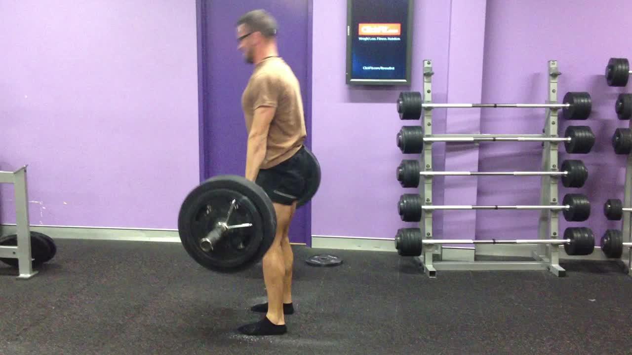 June 1st 160kg dead lift/3