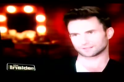 Adam Levine Insider Interview