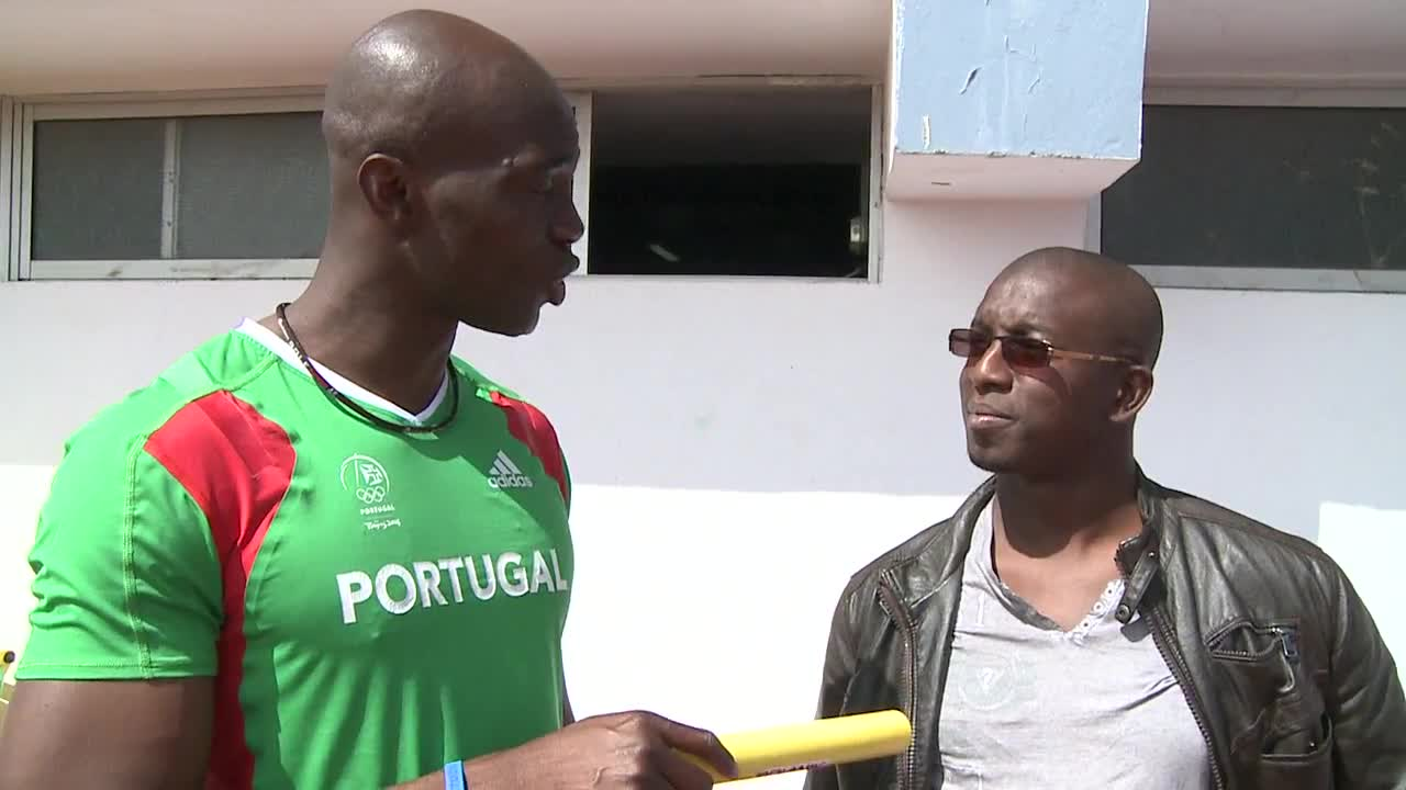 Making of Champions Teaser #02- Francis Obikwelu in Portugal!!!