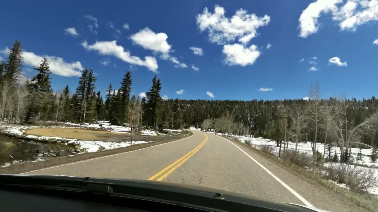 Solo Driving in Utah