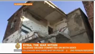 Syria – The War Within 09-05-12