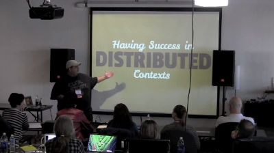 Chris Lema: Success in Distributed Contexts