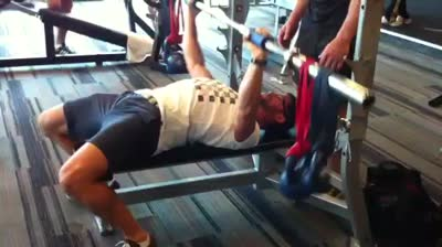 oscillating pendulum uneven bench 12kg KB +4 & 6