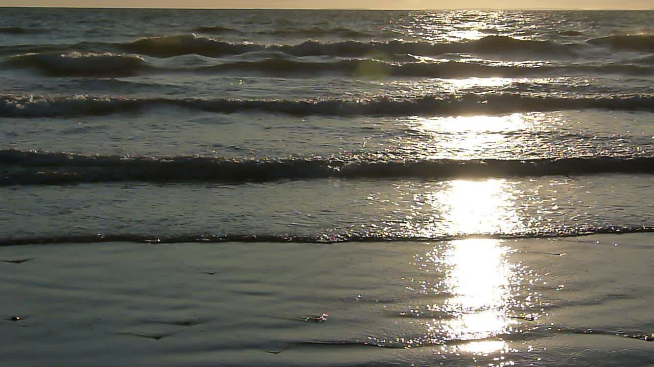 Evening Tide at Rhossili