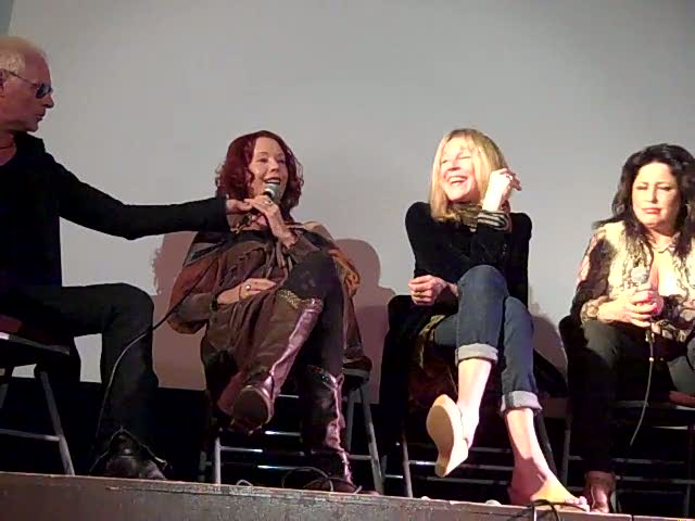 "Q & A following premiere of ""Let's Spend the Night Together,"" 12-13-2010"