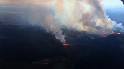 Holuhraun / Bárðarbunga eruption 2014