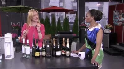 CityLine Bubbly Beverages May 2012