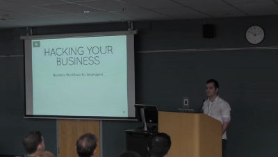 Justin Sainton: Hacking Your Business: Business Workflow For Developers